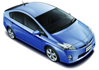 2009 Toyota Prius G Hybrid 4-Dr Car 1/24 Fujimi