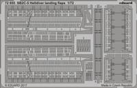 SB2C-5 Helldiver Landing Flaps for SHY 1/72 Eduard