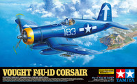 F4U-1D Corsair Fighter 1/32 Tamiya