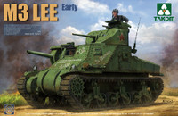 PREORDER US M3 Lee Medium Tank 1/35 Takom