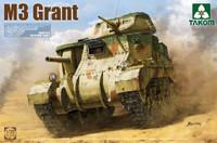 PREORDER British M3 Grant Medium Tank 1/35 Trumpeter