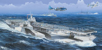 PREORDER USS Ranger CV4 Aircraft Carrier 1942 1/350 Trumpeter