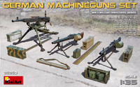 WWII German Machine Guns & Equipment 1/35 Miniart