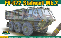 FV622 Stalwart Mk 2 British Amphibious Military Truck 1/72 Ace Models