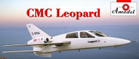CMC Leopard 2 British Business Jet 1/72 A-Model