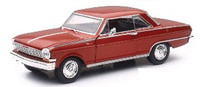 1964 Chevy Nova SS Car (Die Cast) 1/24 New Ray