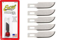 #10 Curved Edge Blades (5) Excel Tools