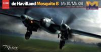 DeHavilland Mosquito B Mk IX/XVI British Bomber 1/32 HK Models