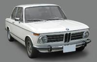1971 BMW tii Sedan 1/24 Hasegawa