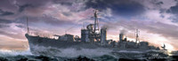 Yugumo Destroyer 1/700 Hasegawa