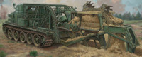 BRM-3 High-Speed Trench Digging Vehicle 1/35 Trumpeter