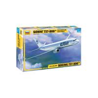 B737-800 Passenger Airliner 1/144 Zvezda