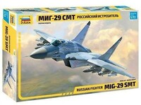 Russian MiG-29SMT Fighter 1/72 Zvezda