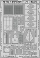 P-51D Exterior for ARX 1/48 Eduard
