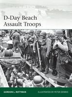 Elite: D-Day Beach Assault Troops Osprey Books