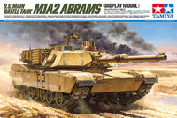 US Abrams M1A2 Tank 1/16 Tamiya
