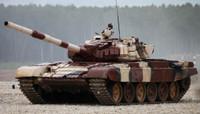 Russian T-72B-1 Main Battle Tank w/Kontakt-1 Reactive Armor 1/35 Trumpeter