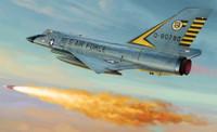 USAF F106A Delta Dart Fighter 1/72 Trumpeter