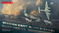 Messerschmitt Me 410B-2/U2/R4 Heavy Fighter 1/48 Meng Models