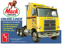 Mack Cruise-Liner Semi Tractor Cab 1/25 AMT