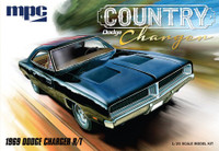 1969 Dodge Country Charger R/T Car 1/25 MPC Models