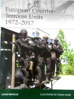Elite: European Counter-Terrorist Units 1972-2017 Osprey Publishing