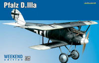 Pfalz D.IIIa Biplane (Weekend Edition) 1/48 Eduard
