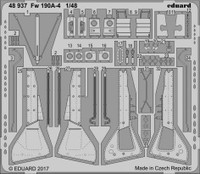 Fw 190A-4 for EDU 1/48 Eduard
