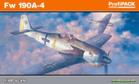 Fw 190A-4 Fighter (Profi-Pack Plastic Kit) 1/48 Eduard