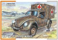 VW Type 83 Kastenwagen (Ambulance Van) 1/35 Special Hobby