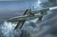 Fi 103A-1/Re4 Reichenberg German Piloted Flying Bomb 1/48 Special Hobby