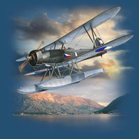 Letov S.328.v Czechoslovakian Float Version BiPlane 1/72 Special Hobby