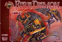 Fire Demon Set #2 Figures (2) 1/72 Alliance Figures