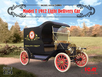Model T 1912 Light Delivery Car 1/24 ICM Models