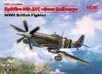 WWII British Spitfire Mk IXC Beer Delivery Fighter 1/48 ICM Models