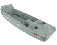 Landing Craft (Grey) 54mm BMC Playsets