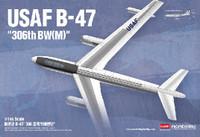 B-47 306th BW(M) USAF Nuclear Bomber 1/144 Academy