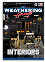 The Weathering Aircraft Magazine Issue 7: Interiors AMMO of Mig Jimenez