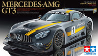 Mercedes AMG GT3 Race Car 1/24 Tamiya