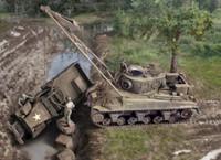M32B1 Armored Recovery Vehicle 1/35 Italeri