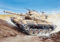 Magach 6 Israeli Main Battle Tank 1/72 Italeri