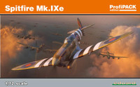 Spitfire Mk IXe Fighter (Profi-Pack Plastic Kit) 1/72 Eduard