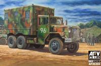 M109A3/M185A3 2.5-Ton 6x6 Shop Van 1/35 AFV Club