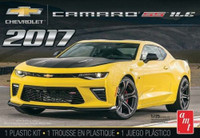 2017 Chevy Camaro SS 1LE 1/25 AMT Models