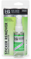 Insta-Clean Sticker Residue Remover 2oz Bob Smith Industries
