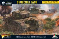 Churchill British Infanty Tank 28mm Warlord Games