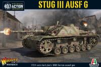 StuG III Ausf G German Assault Gun 28mm Warlord Games