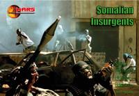 Somalian Insurgents (15) 1/32 Mars Figures