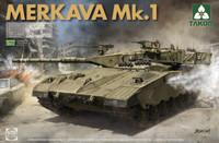 Israeli Merkava Mk I Main Battle Tank 1/35 Takom