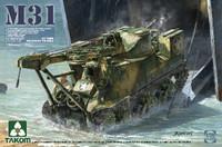 US M31 Tank Recovery Vehicle 1/35 Takom